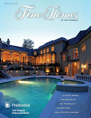 Luxury Homes In The Triangle