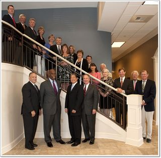 Earl Lee, President of Prudential Real Estate and Relocation Services Visits Prudential Carolinas Realty