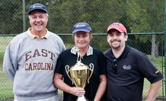 Green Valley golfers win at Prudential Carolinas Realty Golf Tournament